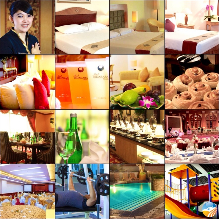 Bidakara Hotel, South Jakarta, Indonesia, ⭐⭐⭐⭐ Hotel.