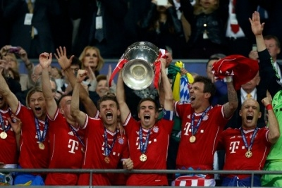 Bayern Munich prepara celebracin de temporada |