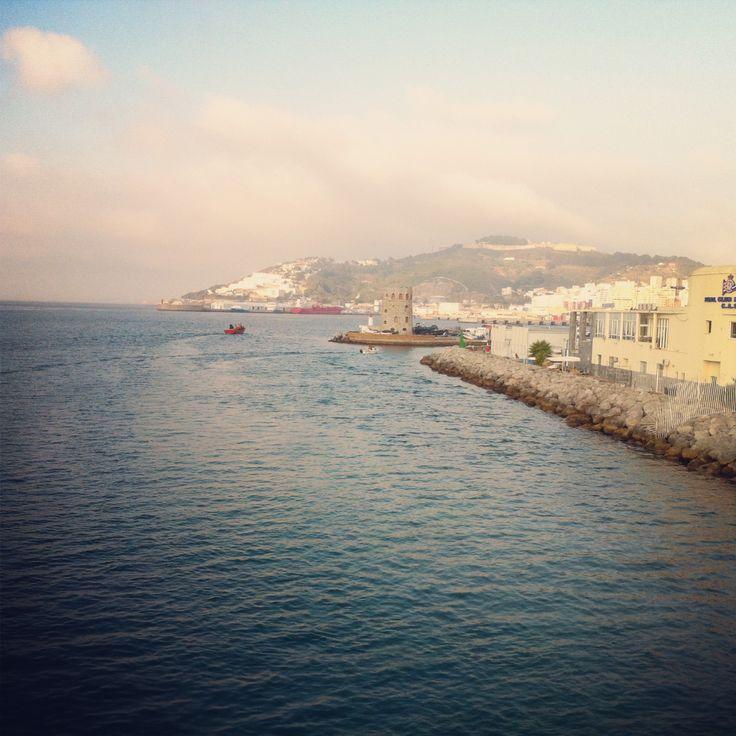 Haven @ ceuta Spanje #spain#ceuta