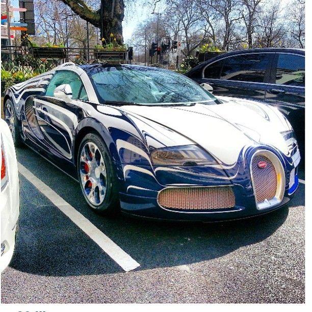 Bugatti Veyron. Me gusta este coche porque es el mas rapido por ahora