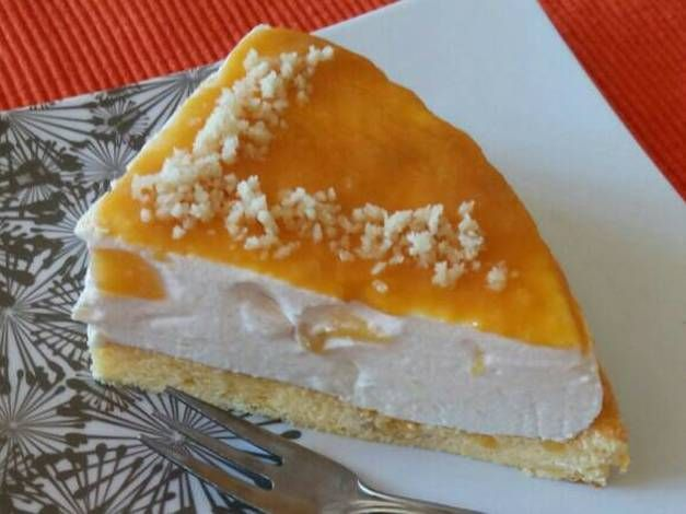 Joghurtos barack torta (glutén - és cukormentes)