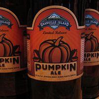 GIB Pumpkin Ale Launch   Vancouverscape