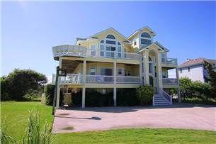 Garbo's+Getaway+Outer+Banks+Rentals+|+Pine+Island+-+Semi-Oceanfront+OBX+Vacation+Rentals