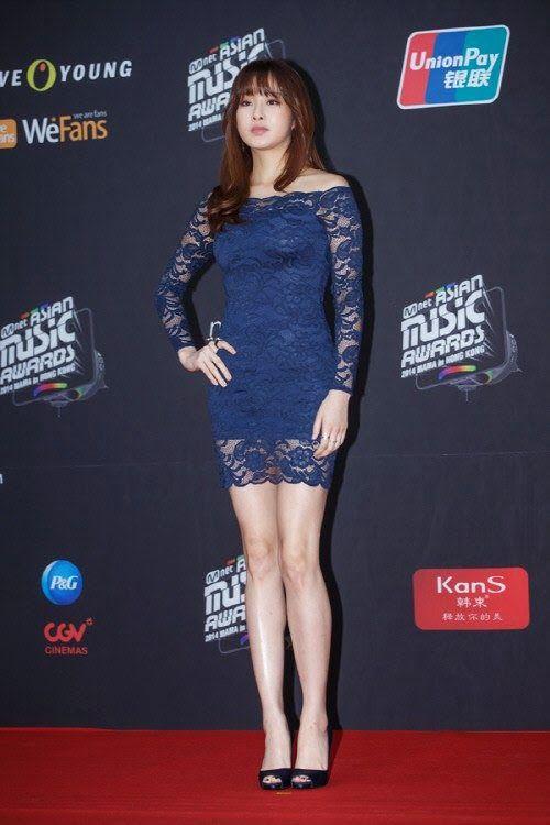 Kang So-Ra 강소라 2014 MAMA