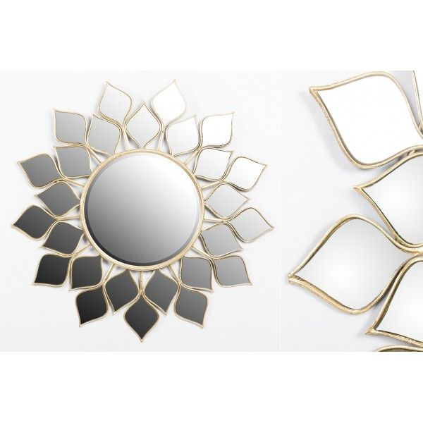 Cumpara online Oglinda METAL MIRROR  93x4x93 CM din categoria Oglinzi pe site-ul de mobila si decoratiuni Henderson.
