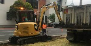 A bobcat is a multipurpose construction vehicle which is a smaller version of a front-end loader. If you are searching for #Bobcat #Hire in #Melbourne then Contact Pavetek today on 04 1341 6174.
