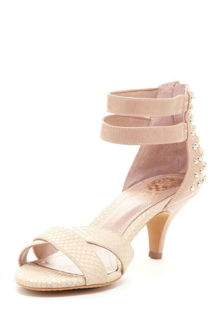 Vince Camuto Takers Kitten Heel Sandal