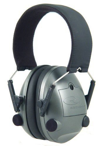 Radians Pro-Amp Electronic Hearing Protection by Radians. Radians Pro-Amp Electronic Hearing Protection.