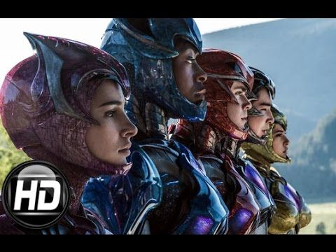 POWER RANGERS: Trailer #1 (2017) Sci-Fi Action Movie [HD]