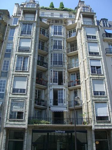 25 bis rue Benjamin-Franklin, Paris XVIe    Architecte Auguste Perret (1904)