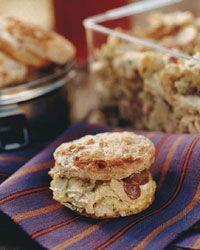 Salad with Garam Masala Biscuits   Recipe   Pistachios, Chicken salad ...