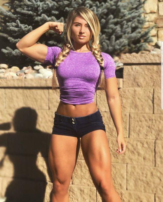 Pin By Terri Ann Kisaberth On Exercise: Muscle Girls, Women, Hard