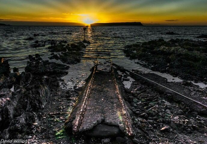 Railroad to the Ocean