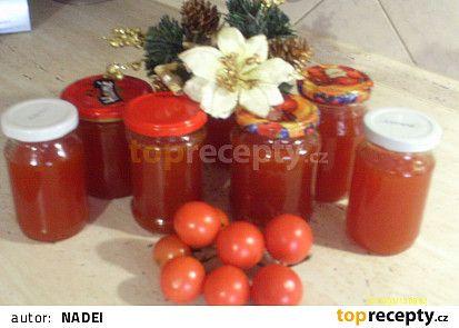 Vánoční rajčatová marmeláda recept - TopRecepty.cz