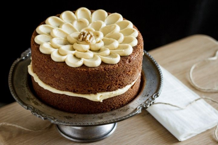 52 Best Coffee And Walnut Cake Cookalong Images On Pinterest