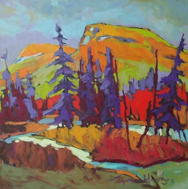 Gallery - Gordon Harrison - Artists - Petroff Gallery