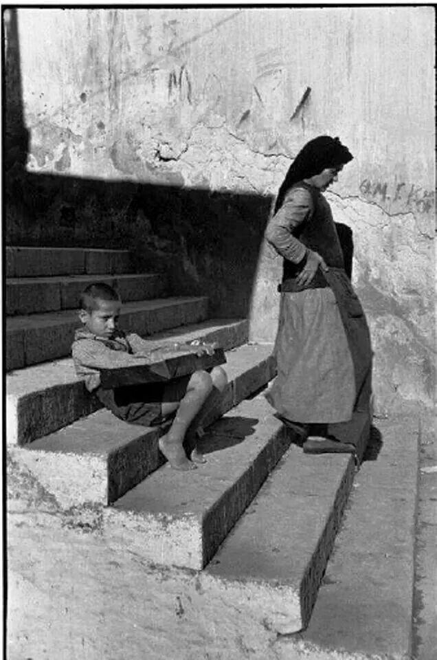 Henri Cartier-Bresson Πειραιάς , 1953