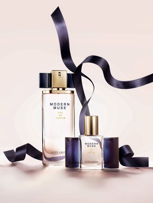 Estee Lauder Modern Muse Bow Edition ~ New Fragrances