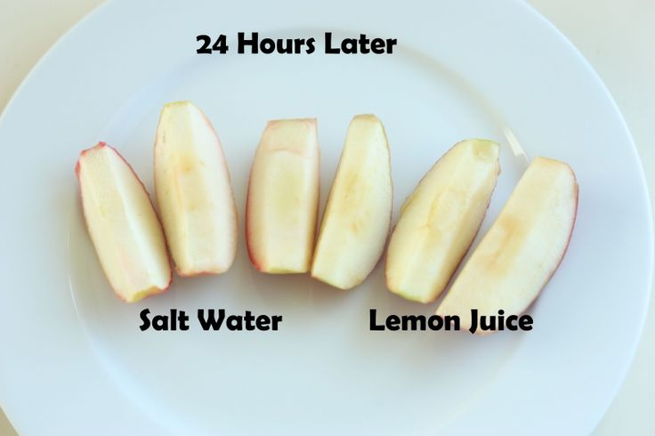 How to Prevent Sliced Fruit From Turning Brown | Healthy Ideas for Kids