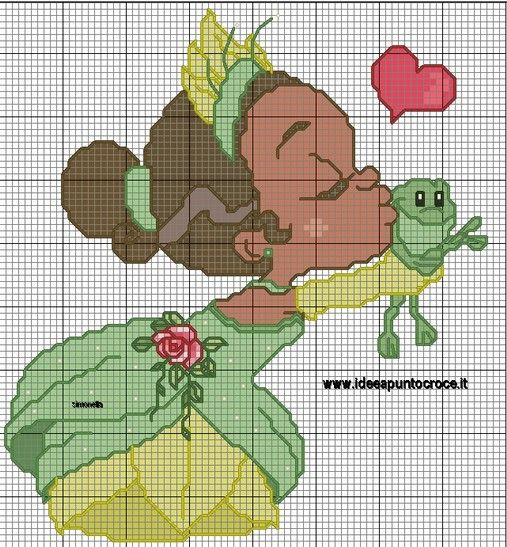 42 best cross stitch disney princesses ariel images on for Immagini disney punto croce