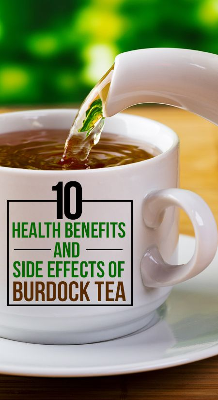 10 Health Benefits And Side Effects Of Burdock Tea : The benefits this tea offers are at times on par with modern medicine! Now, what else would anyone want! Go ahead and get to know of the wonders burdock tea can do!