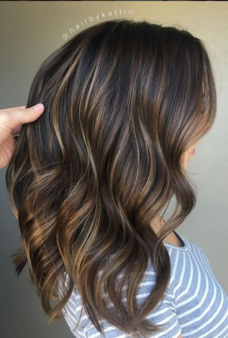 Hair And Make Up Artistry By Amber: Top Brunette Hair Color Ideas To Try 2017 (17)