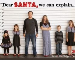Looking for an unusual family photo for your annual holiday card? Take a look at these 5 funny Christmas photo ideas for some inspiration. Each...