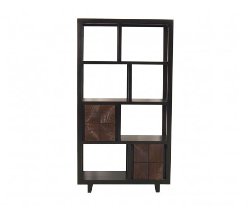 Good Jaya Bookcase This Contemporary Bookcase Offers A Two Tone Design With  Beautiful Textured Fronts And Has Pictures