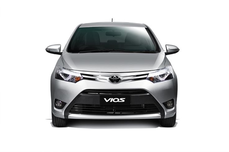 Toyota All New Vios Type 1.5 G - External Front - AUTO2000 https://auto2000.co.id/cars_list/toyota-vios/