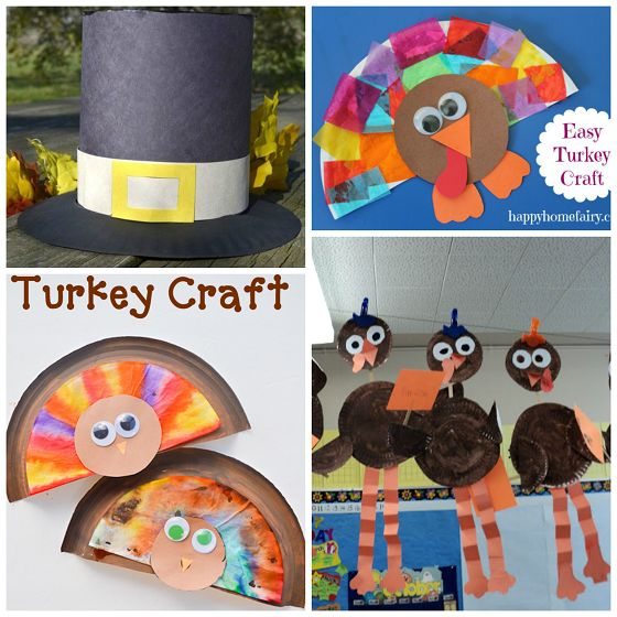 228 best images about pre k thanksgiving on pinterest for Pre k turkey crafts