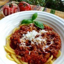 Spaghetti al ragù di manzo macinato @ allrecipes.it