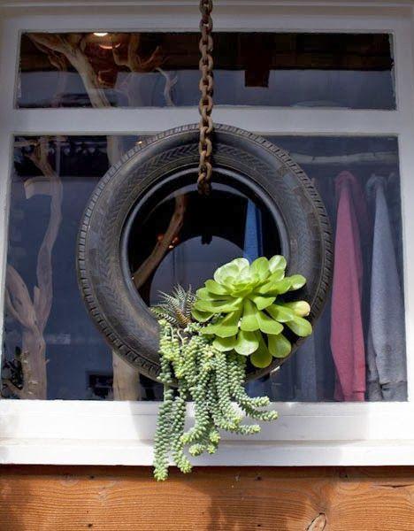 Σπίτι και κήπος διακόσμηση: 45 καταπληκτικές ιδέες για την επαναχρησιμοποίηση και την ανακύκλωση παλιών ελαστικών αυτοκινήτου. Δημιουργική Α...