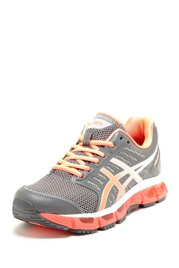 Kick off the new year in fashionable footwear {Asics Running Shoe}