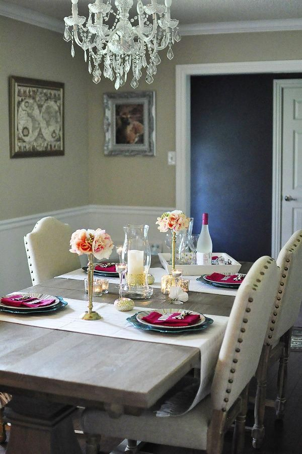 Want A Restoration Hardware Style Dining Table For Lot Less This Blogger Found The Aldridge That Shaves 1500 Off Rh Price
