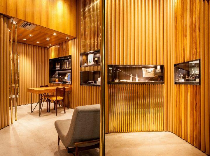 Магазин реабилитацию мэрайя по Estúdio Чао, Сан – Паулу- Бразилия » Розничная дизайн блога