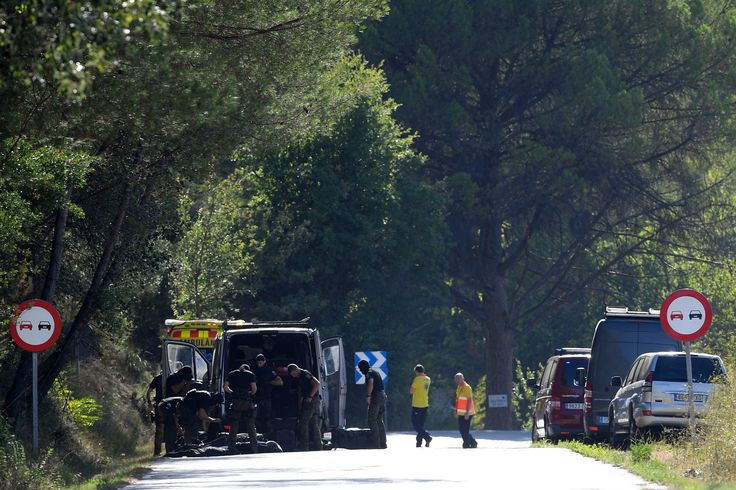 Van Driver in Barcelona Attack Is Killed by Police
