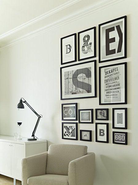 Las 25 mejores ideas sobre dise os para colgar cuadros en for Diseno de paredes con cuadros