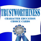 Trustworthiness is an important character trait that all students need to learn to be successful.  Included are 30 trustworthiness choice cards tha...: Cards Tha, Student, Choice Cards 3 00