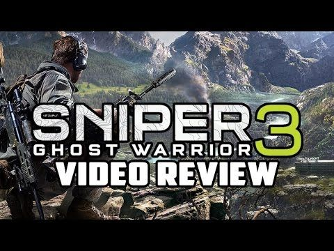 [GGGman]Sniper Ghost Warrior 3 PC Game Review