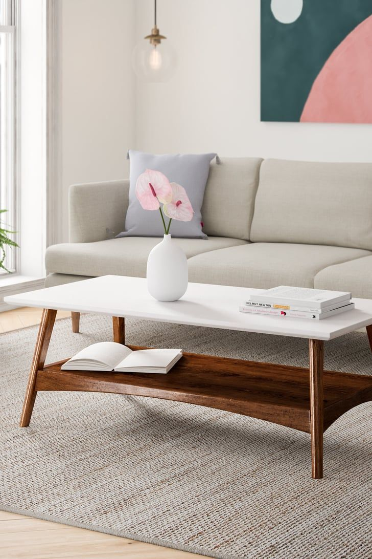 Wayfair Has Some Seriously Stylish Coffee Tables — These Are the