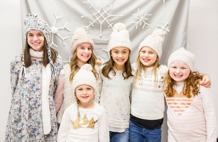 Check Out the Prettiest Winter Wonderland Ice Skating Party You've Ever Seen