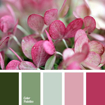 Delicate combination of pink shades, impregnated and filled with life yellow tsveta.Ochen romantic and vibrant palette. It can be applied in the design of
