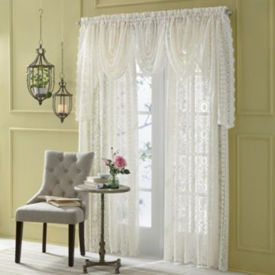 Through The Country Door Rochelle Waterfall Valance