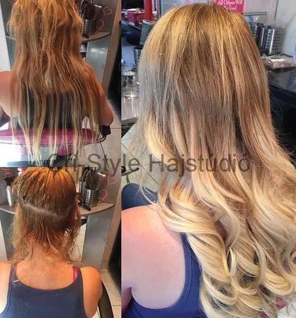 Profi és minőségi hajhosszabbítás a nyárra! http://cri-style.hu/