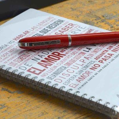 """Cuaderno """"Epístola a los Corintios"""" 8,50€"""