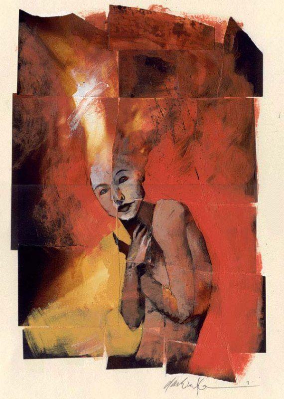 Delirium, Dave McKean.