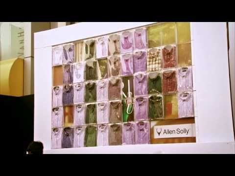The first ever Tweeple-Powered collection launch by Allen Solly