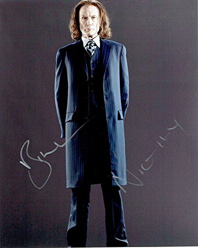 BILL NIGHY - Harry Potter AUTOGRAPH Signed 8x10 Photo @ niftywarehouse.com