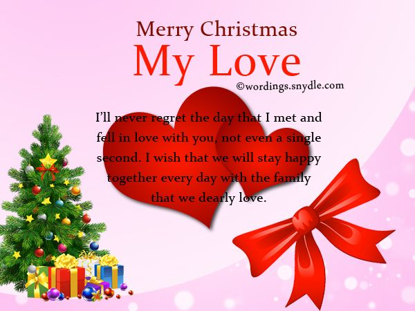 christmas messages for husbandchristmas card sayings for