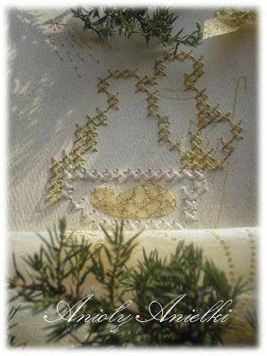 Haft krzyżykowy, embroidery. DIY - Handmade Craft. kursykrokpokroku.blogspot.com#haft  #embroidery #craft #DIY